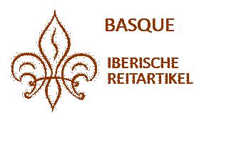 Basque Iberische Reitartikel-Logo